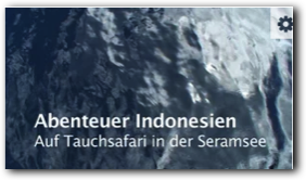 Videos: Tauchsafaris in Indonesien